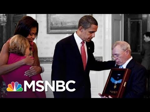 Eric Holder On President Trump Gold Star Family Remark: Stop The Damn Lying | The 11th Hour | MSNBC