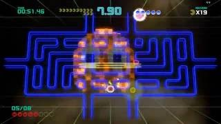 Pac-Man Championship Edition 2 - Adventure Mode (Area 1)