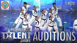 Pilipinas Got Talent 2018 Auditions: Star Taekwondo Team - Taekwondo