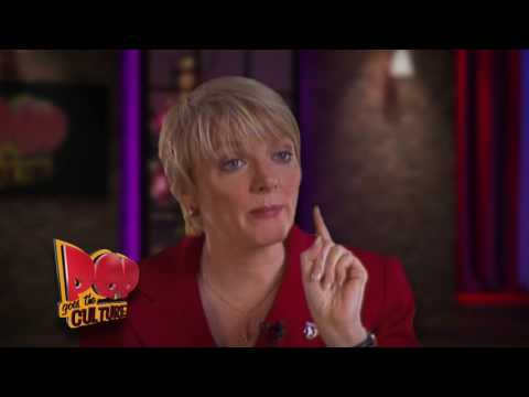 """Alison Arngrim talks about """"Little House on the Prairie"""" Confessions of a Prairie Bitch Part 2 of 4"""