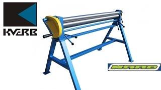 Ручные вальцы для металла Maad ZW 1300(Ручные вальцы для металла Maad ZW 1300 Ручные вальцы для металла Maad ZW 1300 эксплуатируют для изготовления труб..., 2014-11-27T09:06:29.000Z)