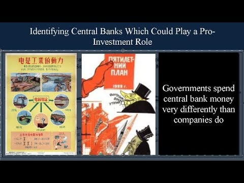 Full Presentation: Can Central Banks' Buying Stocks and Bonds Bolster Investment?