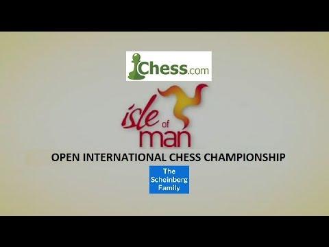 Isle of Man International Chess Championship 2016  Round 1