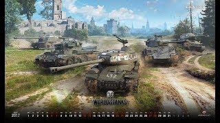 World of Tanks Blitz WOT gameplay war games for battle EP16 (11/24/2017)