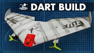 FT Dart Build | FliteTest Builds