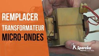 Comment réparer votre four à micro-ondes - Remplacer le transformateur ?
