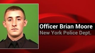 NYPD officer dies after being shot in the head