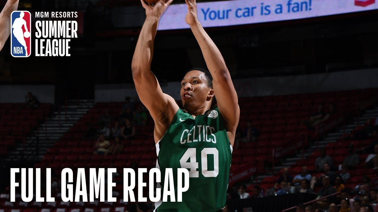 Grant Williams comes up big in Celtics' home-opening victory