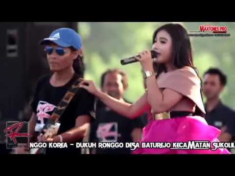 TUM HI HO - RERE AMORA - MONATA ROKER 2016 ( RONGGO KOREA ) - MAXTONES PRO