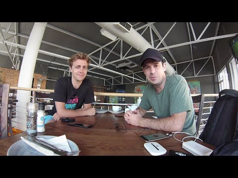 Travelling in Southeast Asia | Breakfast Chat with Mark Penwill