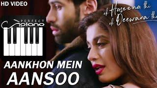 Aankho me aansu leke - Ek Haseena Thi Ek Deewana Tha (2017) instrumental mypianophone