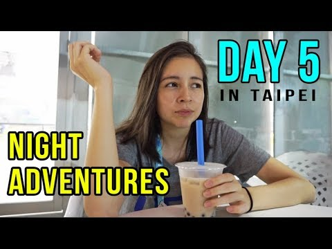 MEETING ATHLETES, DEALING WITH FRUSTRATION & BOBA | Taipei Vlog Day 5