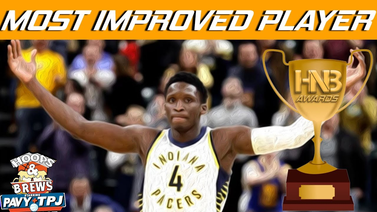hnb awards nba most improved player youtube
