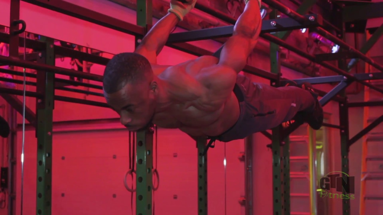 72442e95b12 GTN Fitness - Nick Gtn Mason - Calisthenics Motivation (Vegan Athlete)