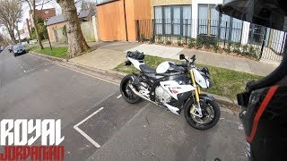 A Friday With Rj - 250 Miles On A Bmw S1000r To Ride Three Bikes
