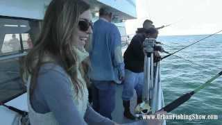 Brooklyn VI  Fishing Frenzy of Bluefish and Stripers Season 2 Episode 4 Urban Fishing Show
