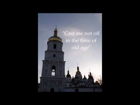 "Maksym Berezovsky-""Cast me not off in the time of old age"""
