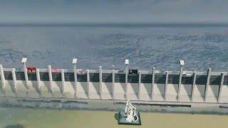 Building Tsunami Defense