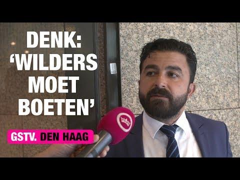 """GSTV. DENK: """"Wilders Moet Boeten"""""""