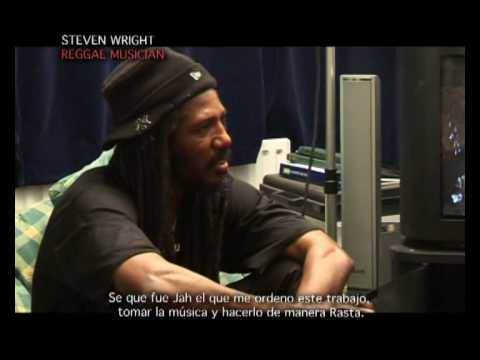 Steven Wright- Living Reggae