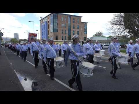 36th Ulster Division Review Centenary Parade 2015 (Full Parade)