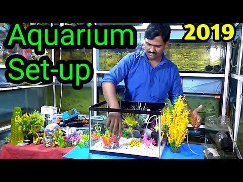 Fish AQUARIUM Decoration ideas 2019  Part 2