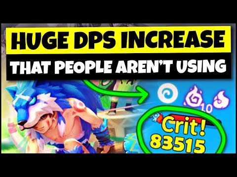1 SIMPLE TRICK TO INCREASE YOUR DPS MASSIVELY! Ulala Idle Adventure!