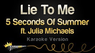 5 Seconds Of Summer Lie To Me Acoustic слушать онлайн