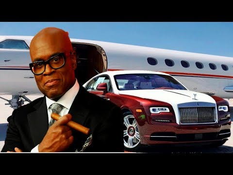7 EXPENSIVE THINGS OWNED BY L.A. REID