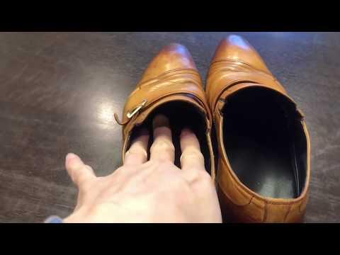 オールメンテボロボロの革靴がどこまで生き返るか5 靴修理迷っている方に ~クリーニング補色爪先補強ヒール交換インナー修理