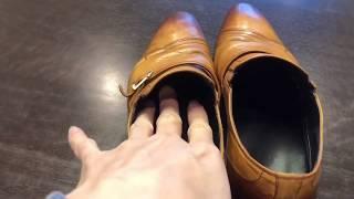 オールメンテ!ボロボロの革靴がどこまで生き返るか。5 靴修理迷っている方に ~クリーニング、補色、爪先補強、ヒール交換、インナー修理