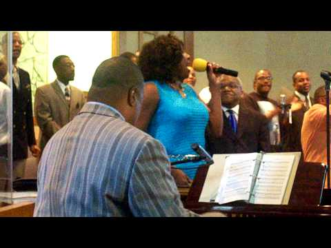 Psalmist Doris Stokes - The Blood
