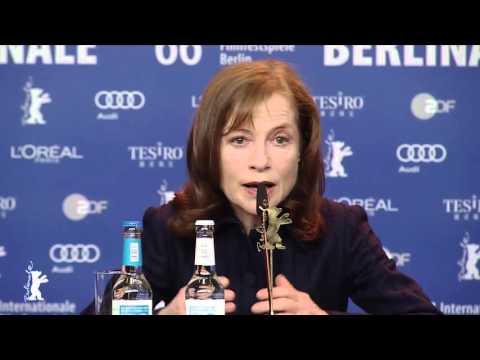 L'avenir   Highlights Press Conference   Berlinale 2016