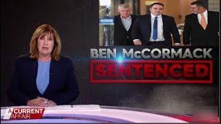 ACA's Tracy Grimshaw responds to Ben McCormack's sentencing