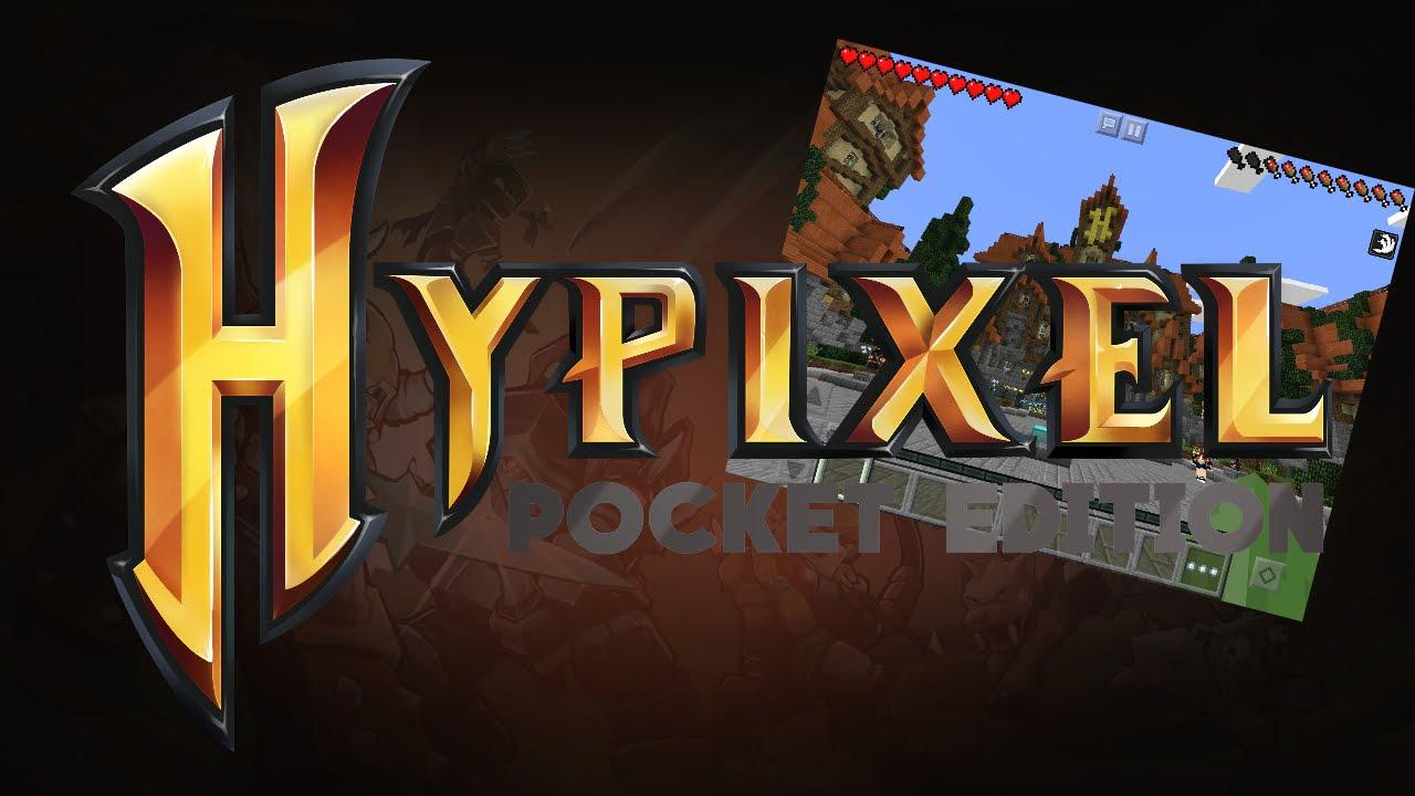 Minecraft Pe Hypixel Port Ip