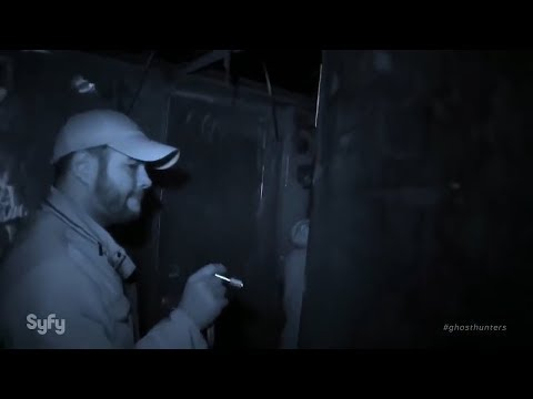 Ghost Hunters Special - Train Ghost