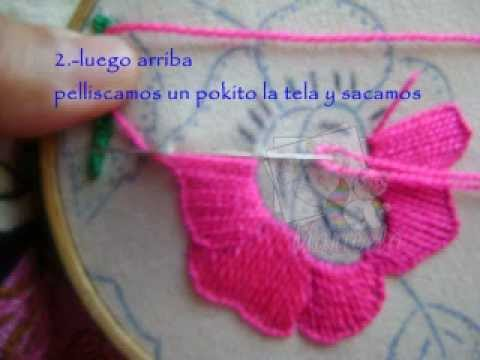Paso De Una Rosa 1 Youtube