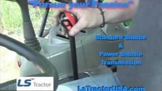 Farm Tractors LS