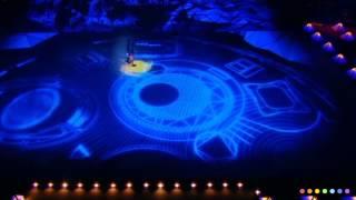 Праздничное шоу в Сочи «1 год до старта XXII Олимпийских зимних игр»