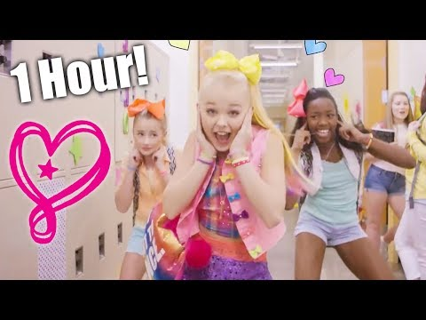 1 HOUR OF JOJO SIWA MUSIC VIDEOS! (Boomerang, D.R.E.A.M., And MORE!)
