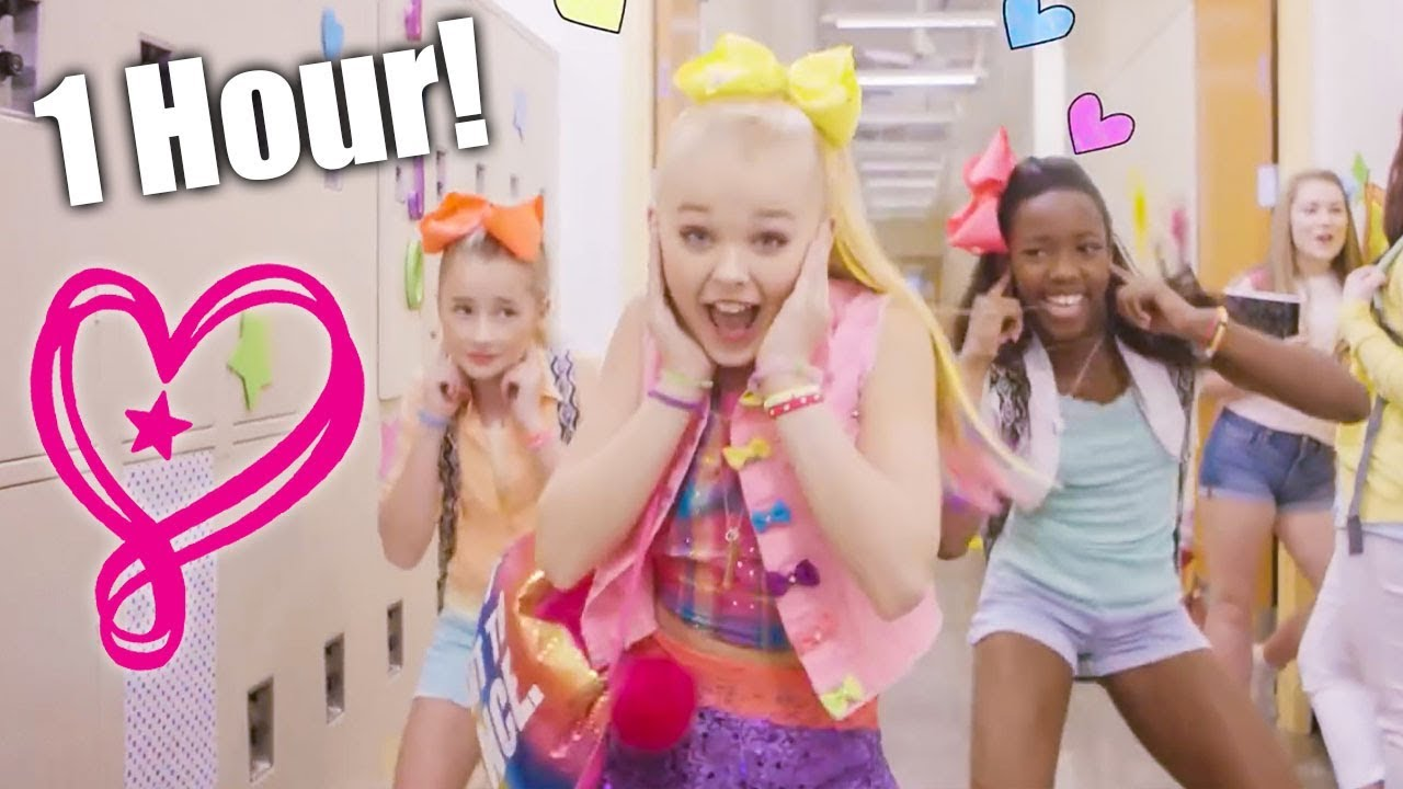 1 HOUR OF JOJO SIWA MUSIC VIDEOS! (Boomerang, D R E A M , and MORE!)