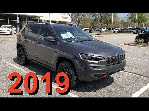 Full Tour | 2019 Jeep Cherokee Trailhawk Elite 4X4