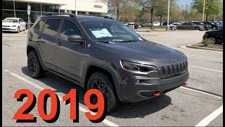Full Tour | 2019 Jeep Cherokee Trailhawk Elite 4X4