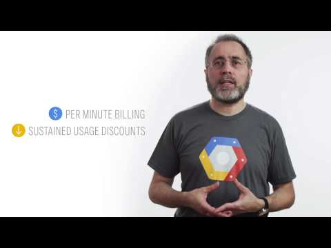 Google Cloud Platform pricing philosophy