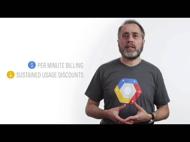 Google Cloud Platform pricing philosophy