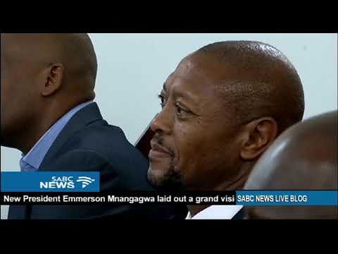 Former Botswana President Festus Mogae wishes Zimbabwe well