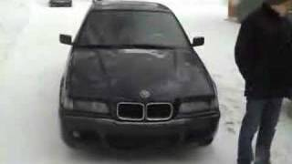 BMW M3 Crazy Russian