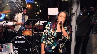 Deli Rowe-Performing( Outstanding by The GAP BAND)