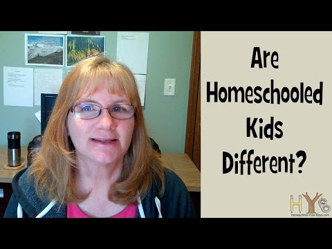 Your Kids Will Be Different if You Homeschool Them