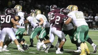 Claremont v. Damien Football Recap